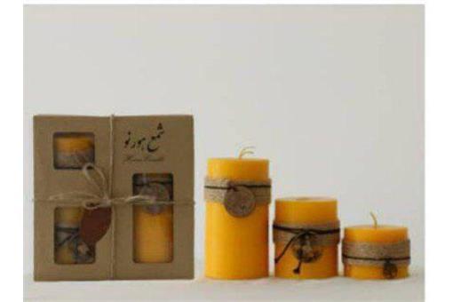 اسباب-بازی-ست کامل شمع استوانه قطر ٨/٥سانت طرح کنفی کد٨٠٢