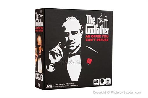 اسباب-بازی-بازی کارتی پدرخوانده (godfather)