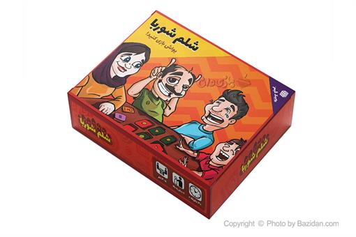 اسباب-بازی-بازی فکری شلم شوربا