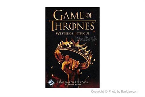 اسباب-بازی-بازی کارتی تاج و تخت ( game of thrones)