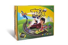 اسباب-بازی-بازی فکری تریکس ١٥٠ قطعه