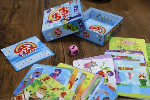 اسباب-بازی-بازی فکری مهارتی چی چی